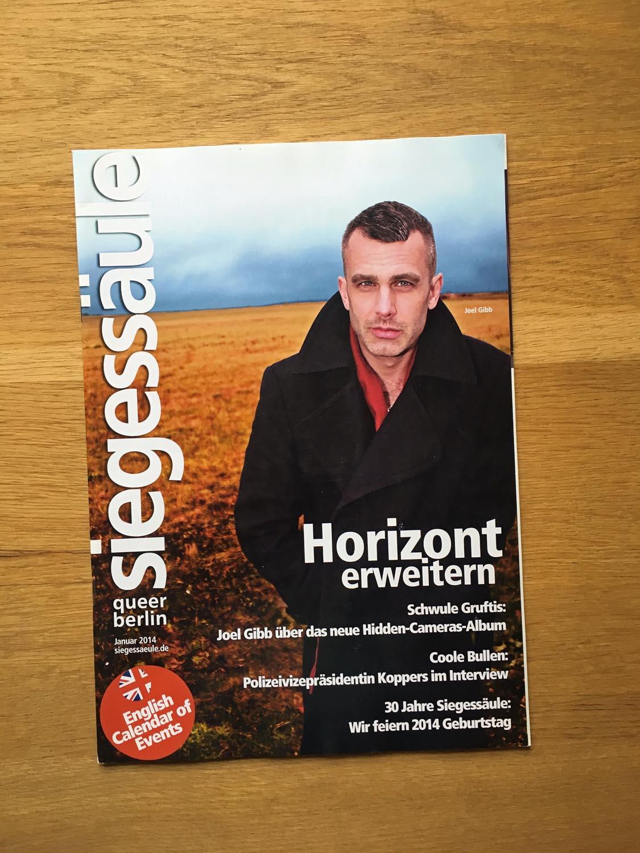 Siegessäule Queer Travel 2014-1