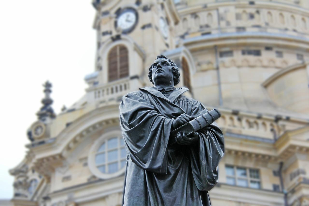 Wie sähe unsere Welt aus ohne Martin Luther?