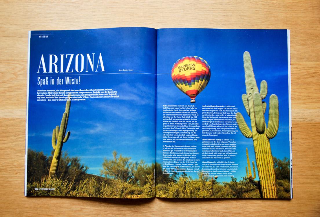 Arizona: Spaß in der Wüste!