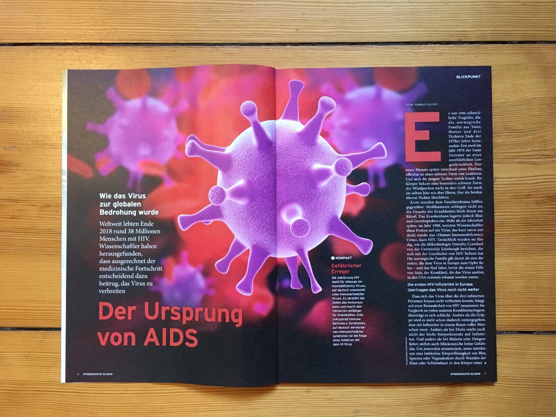 Der Ursprung von AIDS