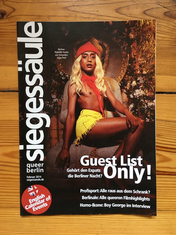 Siegessäule Queer Travel 2014/02