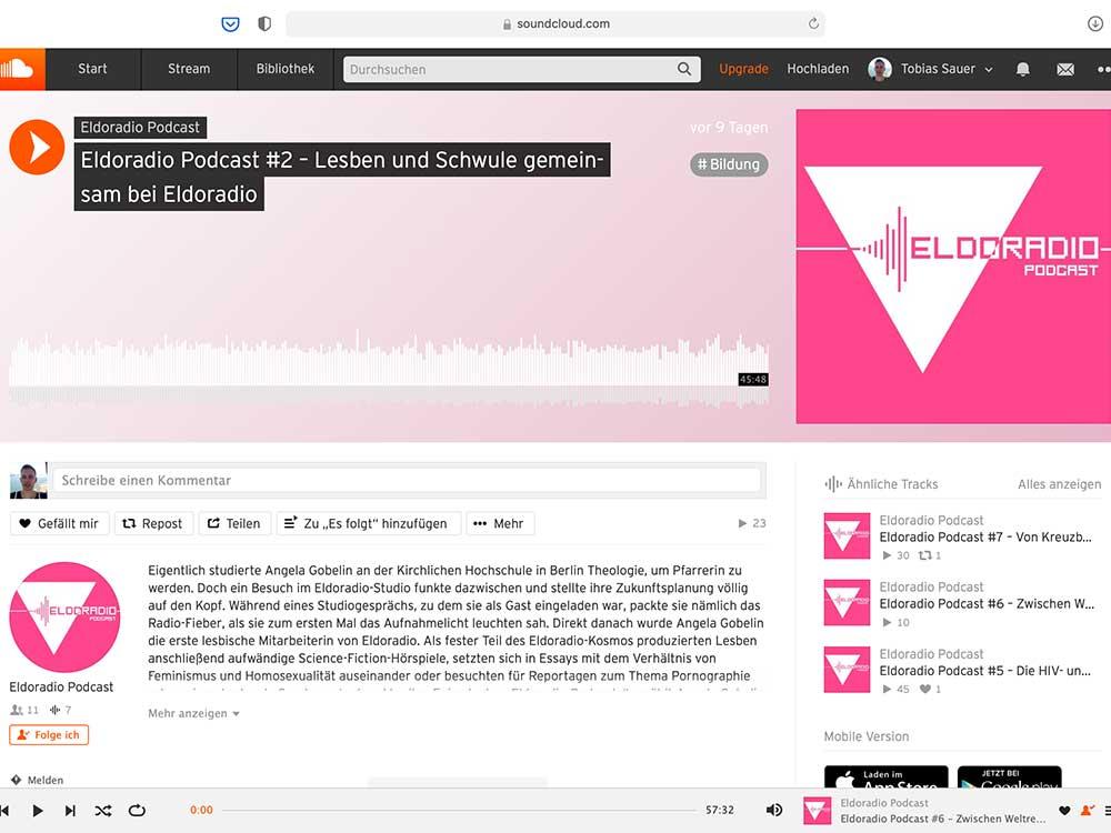 Eldoradio Podcast #2