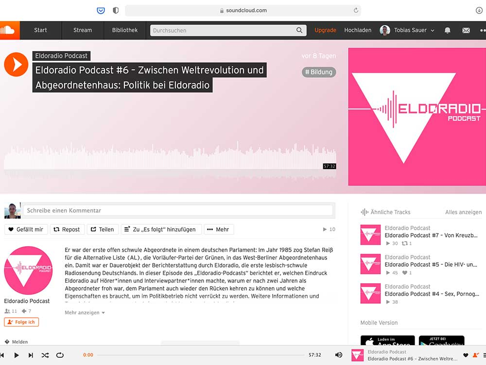 Eldoradio Podcast #6