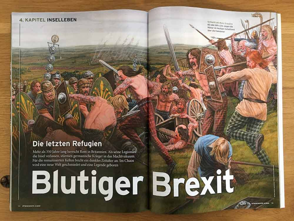 Blutiger Brexit